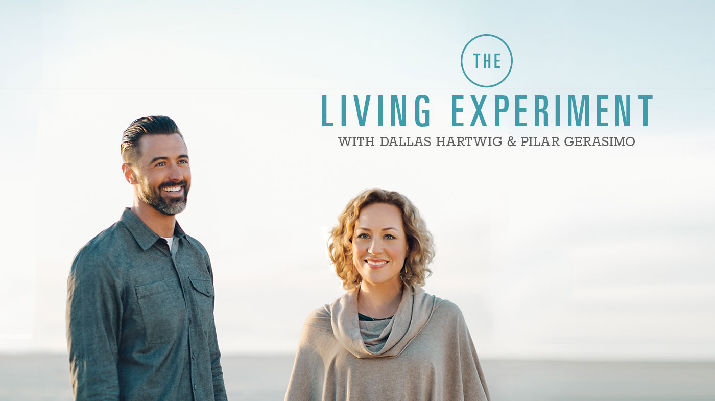 The Living Experiment podcast
